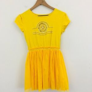 Disney Parks Star Wars C3PO Dress XL 14